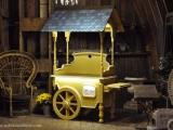 Candy Cart at Rubies & Rust Barn